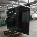 大型厚板LOWE玻璃,6米8米9米长高透LOWE中空玻璃