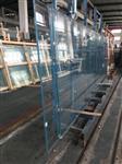 超长三层钢化中空玻璃