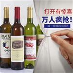 红酒瓶 创意冰酒瓶 750ml玻璃洋酒瓶