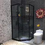 淋浴房玻璃隔断 淋浴房
