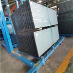 热弯玻璃加工厂 曲面热弯钢化玻璃生产热弯玻璃价格