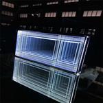 广州嘉颢3D激光超白内雕玻璃加工