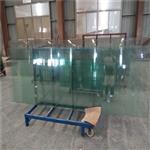安徽中空夹胶钢化玻璃厂家生产