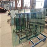 合肥超白钢化夹胶玻璃