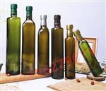 厂家批发1斤2斤装墨绿色方橄榄油玻璃瓶