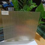 广州小灯芯夹丝玻璃隔断定制生产厂家10mm厚