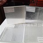 广东夹丝玻璃 夹丝玻璃隔断