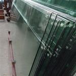 杭州市汽车车库夹胶钢化玻璃8+114pvb+8厚