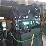 杭州吊挂汽车4S店特种超出钢化玻璃  15mm