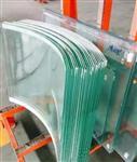 河南5毫米6mm弯钢中空玻璃价格