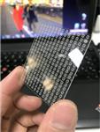 健鸿电子厂家激光切割摄像头玻璃