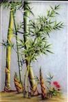 砂雕-春笋绿竹