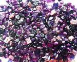 彩色玻璃珠混合珠