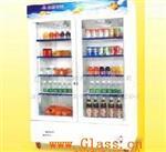 透明反热膜玻璃(冰柜玻璃)