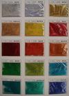 注塑铝材金葱粉耐300度铝材彩色金葱粉