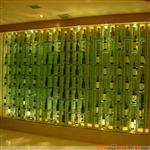 钳口工艺玻璃酒架
