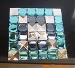 水晶贴片、水晶装潢片、玻璃贴片