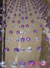 水晶拼接柱;水晶气泡柱;
