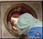 热风管陶质焊补