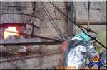 蓄热室陶瓷焊补