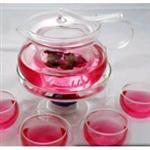 茶壶,玻璃杯双层杯电磁炉专