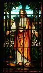 彩色镶嵌玻璃  教堂玻璃  彩绘玻璃