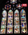 提供教堂玻璃|彩绘玻璃|镶嵌玻璃|彩色镶嵌