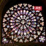 纯【手工制作】欧洲古典镶嵌技艺教堂玻璃彩绘玻璃镶嵌玻璃