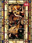 定制彩绘镶嵌教堂玻璃