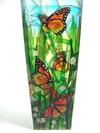 艺术花瓶|新艺术玻璃|玻璃彩绘