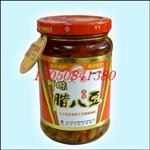 玻璃瓶厂家生产酱菜瓶蘑菇酱瓶果酱瓶马口铁瓶盖