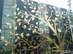 外墙装饰玻璃贴膜、外墙贴花