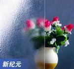 生产各种规格的压花玻璃