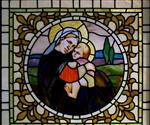 彩绘教堂艺术玻璃