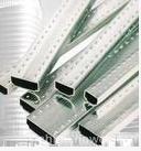 中空玻璃工程专用中空玻璃铝条/河北中空铝条批发价格