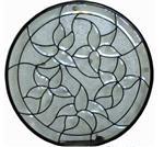 五彩镶嵌玻璃