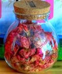 各种玻璃茶叶罐,密封储物罐