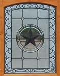 铁艺镶嵌复合玻璃(独家新型)