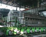 35平米燃煤蓄热式马蹄焰玻璃池炉窑