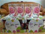 厂家直销高档印花玻璃杯套装,欢迎订购!