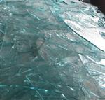 大型浮法平板碎玻璃