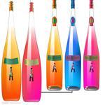 玻璃漆酒瓶漆环氧固化剂