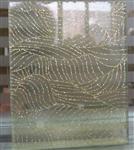 夹丝夹膜夹胶双层绢丝绢网和纸金属丝pet印刷玻璃