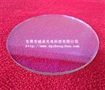各种颜色镀膜玻璃 彩色光学透镜半透镜