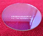 彩色镀膜玻璃 镀蓝宝石玻璃镜片 透镜 半透镜