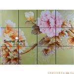 永安建筑装饰行业装饰玻璃艺术玻璃
