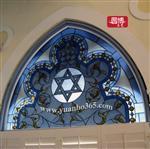 上海厂家专业定制教堂玻璃