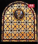 供应中式教堂彩绘玻璃
