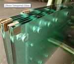 长安4s店15厚19厚弯钢化玻璃