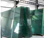西安鋼化門窗玻璃